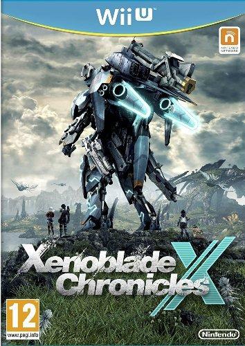 Nintendo - Xenoblade Chronicles X /Wii-U (1 Games)