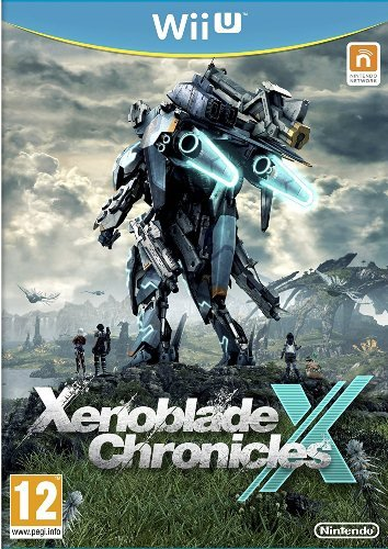 Nintendo - Xenoblade Chronicles X /Wii-U (1 Games)