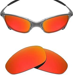oakley juliet red lens