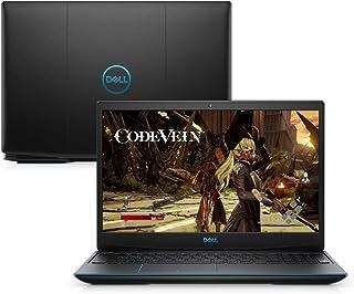 "Notebook Gamer Dell G3-3590-A60P, 9ª Geração Intel Core i7-9750h, 8Gb, 512GB SSD, NVI GTX 1660Ti, Tela FHD 15.6"", Windows ..."
