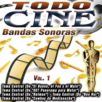 Todo Cine Bandas Sonoras Vol. 1