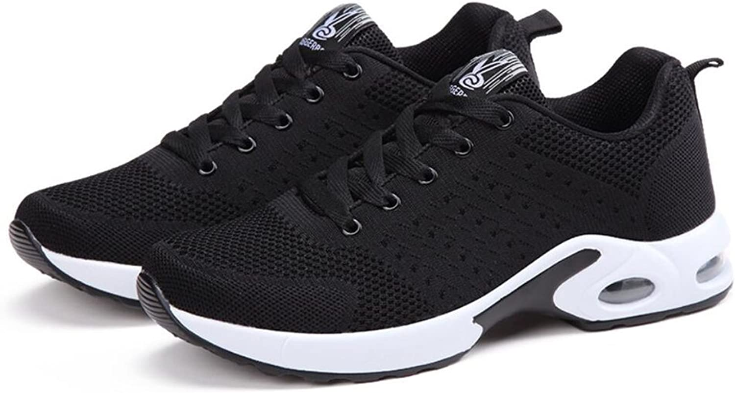 XUE Men's shoes Mesh Spring Fall Low-Top Sneakers Lace-up Lightweight Breathable Comfort Athletic shoes Outdoor Air Cushion Hiking shoes Running shoes Fitness shoes Personality Light Soles