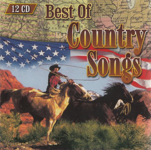 Best Of Country Songs - 12 CD Box