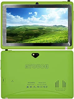 atouch tablet Q19 7inch, 8GB, Wi-Fi, Green color