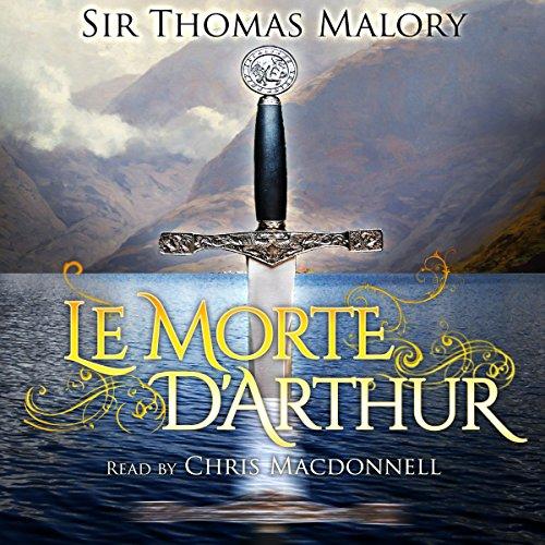 Le Morte D'Arthur cover art