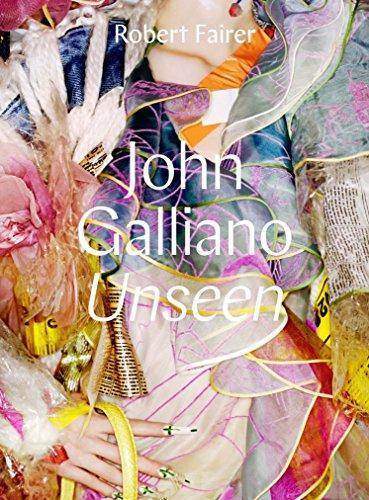 Image of John Galliano: Unseen