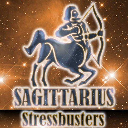 Sagittarius Stressbusters  audiobook cover art