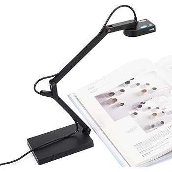 IPEVO Ziggi-HD 書画カメラ Ziggi-HD Document Camera 500万画素 マイク内蔵