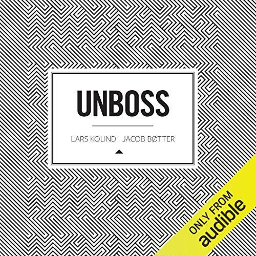 Unboss audiobook cover art