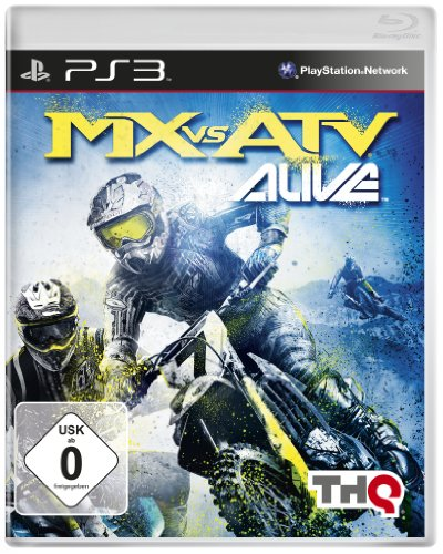 MX vs. ATV Alive [Edizione: germania]