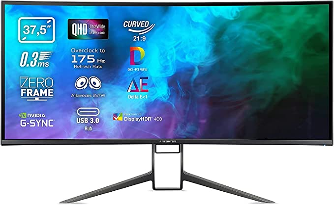 38 Zoll Monitor Acer width=