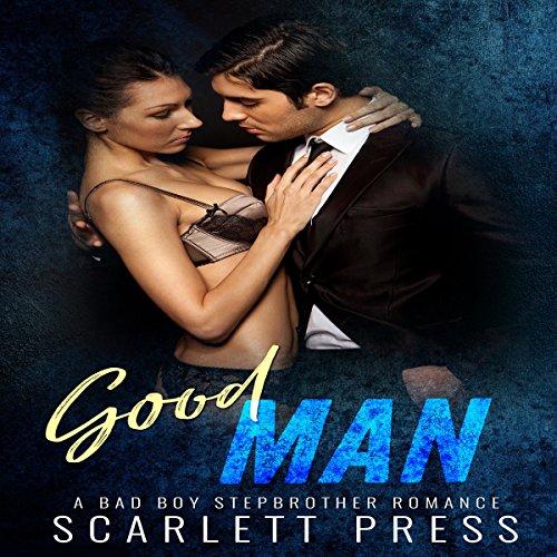 A Good Man: A Rags & Riches Billionaire Romance audiobook cover art