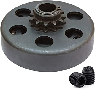 Centrifugal Clutch, Go Kart Clutch 3/4 Bore 12T for 35 Chain, Up to 6.5 HP, Perfect for..
