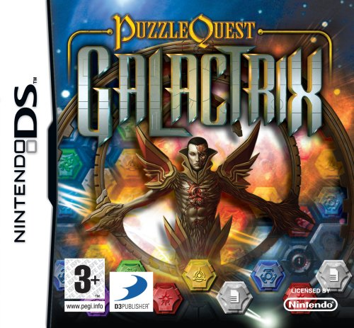 Puzzle quest : Galactrix [import anglais]