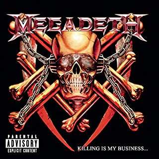 Killing Is My Business... And Business Is Good! by MEGADETH (B00005V0X5) | Amazon price tracker / tracking, Amazon price history charts, Amazon price watches, Amazon price drop alerts