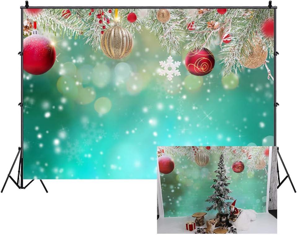Cassisy 2,2x1,5m Vinilo Navidad Telon de Fondo Tel/ón de Fondo de la casa de Pan de Jengibre Tel/ón de Fondo de Navidad bast/ón de Caramelo Fondos para Fotografia Infantil Photo Studio Props Photo Booth