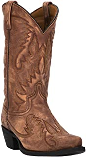 Men's Garrett Western Boot Snip Toe