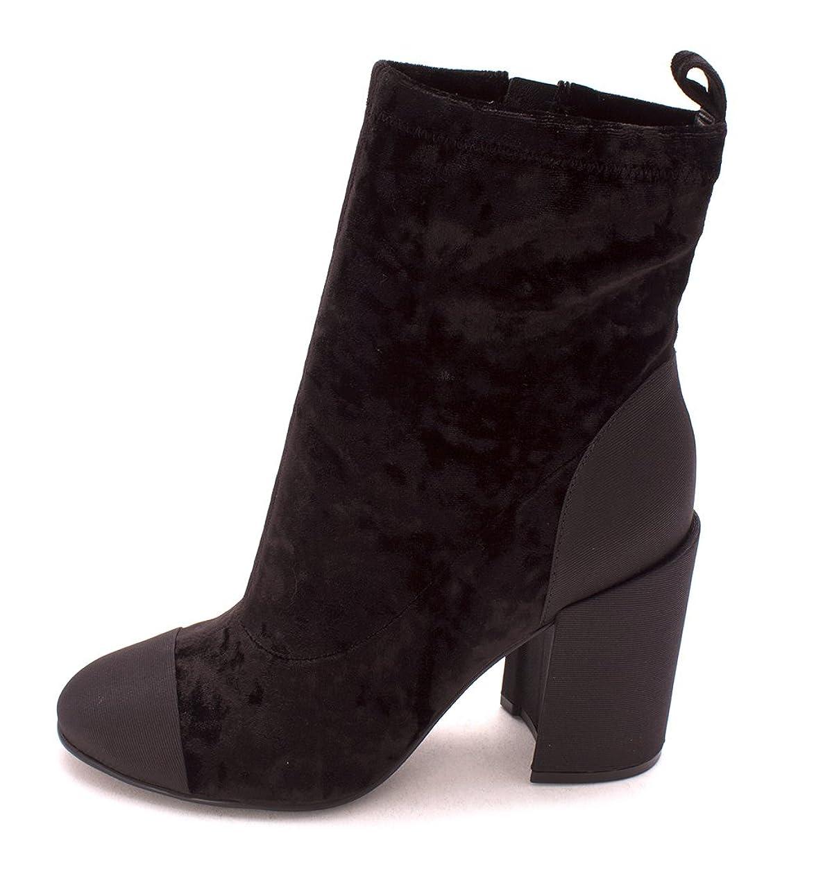複数略す物足りないMarc Fisher Womens tache Cap Toe Fashion Boots, Black, Size 7