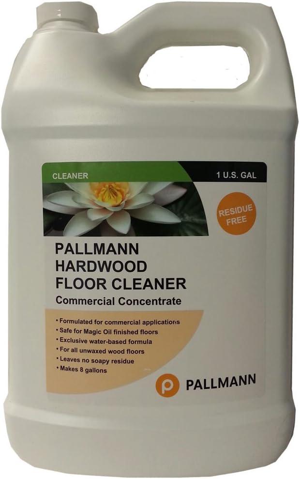 大人気 Pallmann Hardwood Floor 新色追加 Cleaner Concentrate oz 128