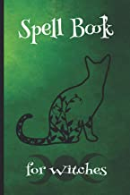 Spell Book for Witches: Witches spell book journal: Pagan wiccan gifts