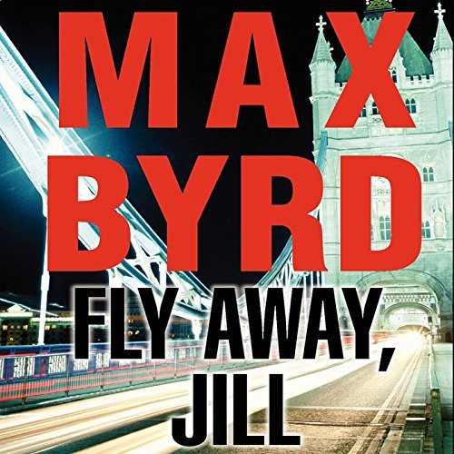 Fly Away, Jill audiobook cover art