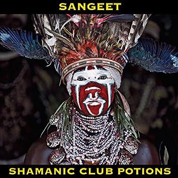 Shamanic Club Potions