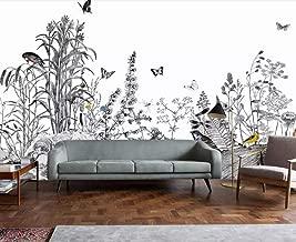 JOYIELD Murale Fond D/Écran Papier Peint Intiss/é/Rainforest Banane Fond De Papier Peint Personnalis/é Fond Rock Art Rev/êtement Murale D/écor Salon Salon Papier Peint Mural pour Murs 3D