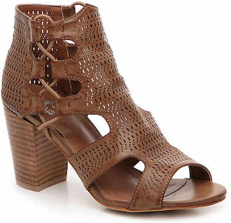 Corkys Women's Iggy Lace-up Sandal Booties