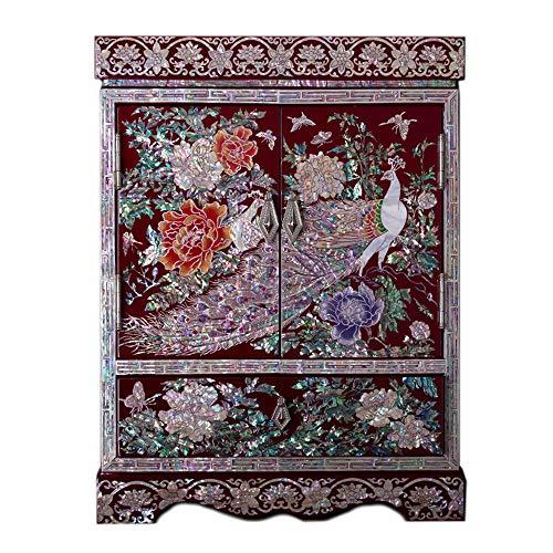 HAIHF Caja de Joyería Madera, Caja Almacenaje de China,