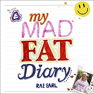 My Mad Fat Diary cover art