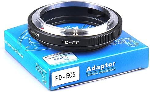Pixco Lens Adapter Suit for Canon Lens Canon EOS Camera EOS 4000D 2000...