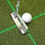 EyeLine Golf Groove Putting Laser - Green (