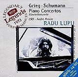 Grieg, Schumann: Piano Concertos / Radu Lupu, André Previn