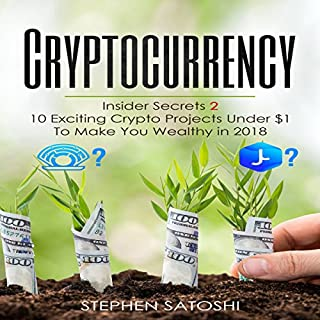 Cryptocurrency: Insider Secrets 2 audiobook cover art