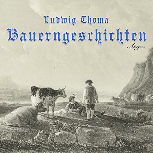 Bauerngeschichten audiobook cover art