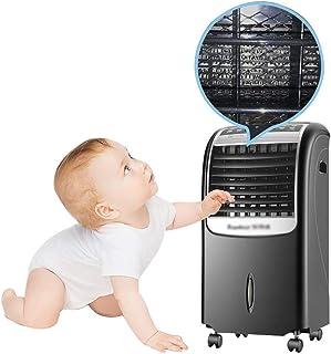 Acondicionador de Aire portátil Ventilador Personal Mini refrigerador de Aire del humidificador de Aire más frío de 10.000 BTU Aire Acondicionado portátil de Tres-en-uno para Suelo