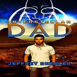 Interstellar Dad audiobook cover art