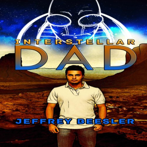 Interstellar Dad audiobook cover art