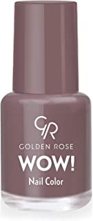 Golden Rose Wow Nail Color No:47