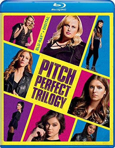 Pitch Perfect Trilogy (3 Blu-Ray) [Edizione: Stati Uniti]