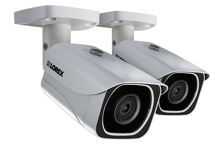 Lorex 8MP 4K LNB8111B Bullet Camera 2-Pack