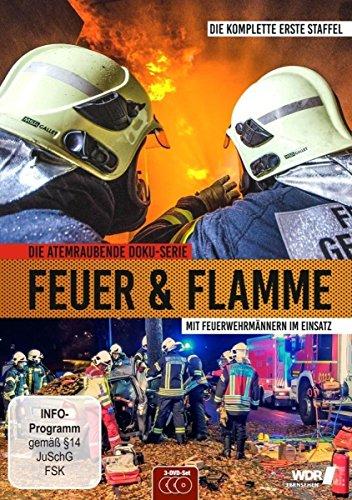 Feuer und Flamme - Mit Feuerwehrmännern im Einsatz - Staffel 1