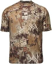 Kryptek Valhalla SS Crew - Short Sleeve Camo Hunting Shirt (Valhalla Collection)