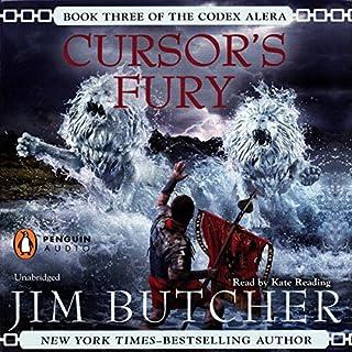 Cursor's Fury audiobook cover art