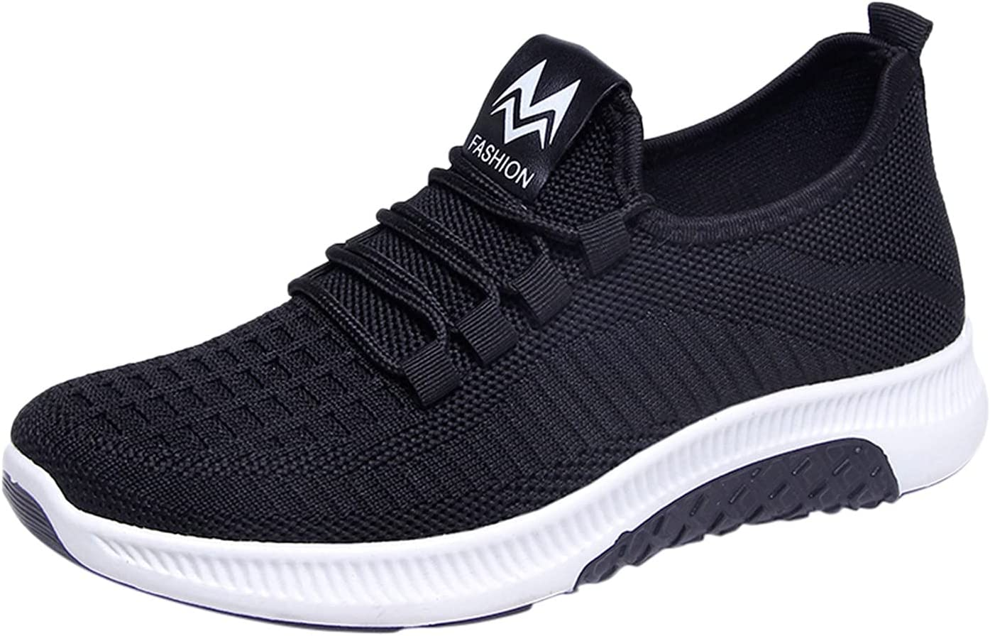 LODDD Women's Fashion Weekly update Mesh Sports Shoes Lightweight Daily bargain sale Comfortable