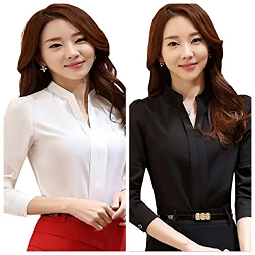 a68c6e4e2af07 Women s Formal Shirts  Buy Women s Formal Shirts Online at Best ...