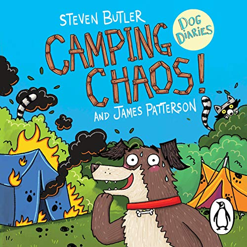 Dog Diaries: Camping Chaos! cover art