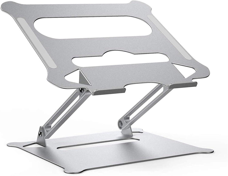 KJGHJ Adjustable Aluminum Laptop Stand Multi-Angle Ergonomic Limited price Des Indianapolis Mall