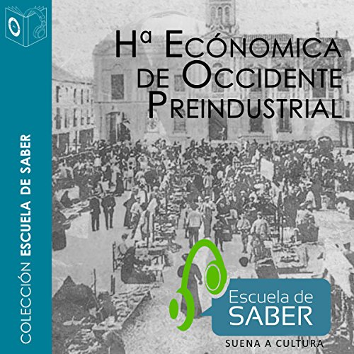 Historia económica de occidente [Western Economic History] cover art