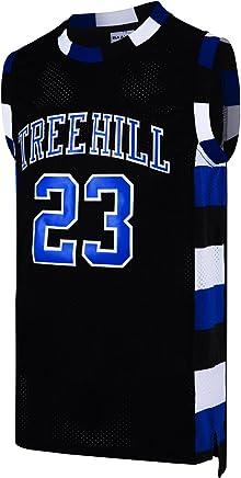 aa6cedbcc7c RAAVIN Nathan Scott  23 Ravens Tree Hill Jersey Mens Sports Movie Basketball  Jersey Black